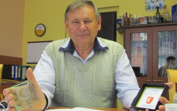 Starosta Hradčovic je občanem slovenských Kátlovců