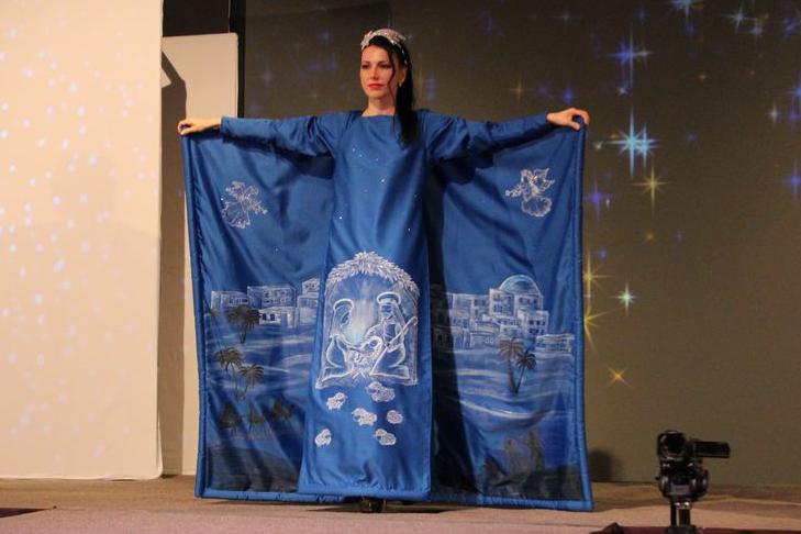 Hitem byly Betlémské šaty