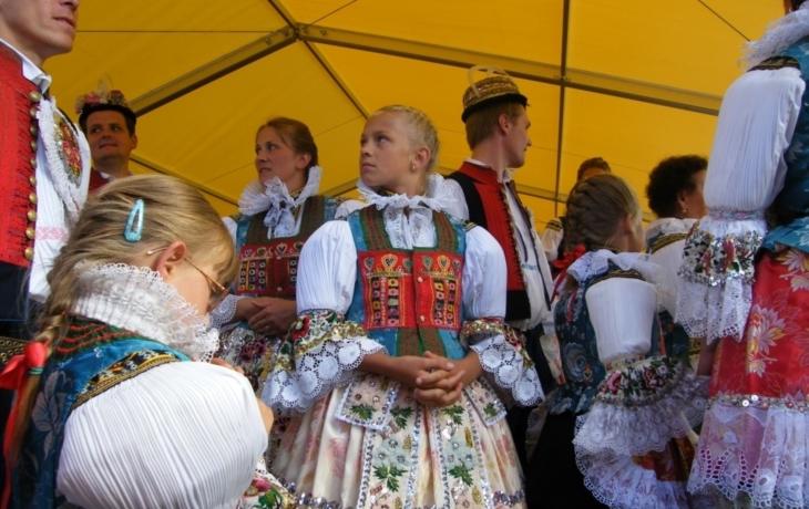 Folklorní tradice putují přes hranice