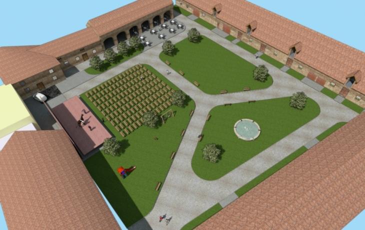 Naděje pro ruiny v centru Hluku. Město zaplatí za projekt milion!