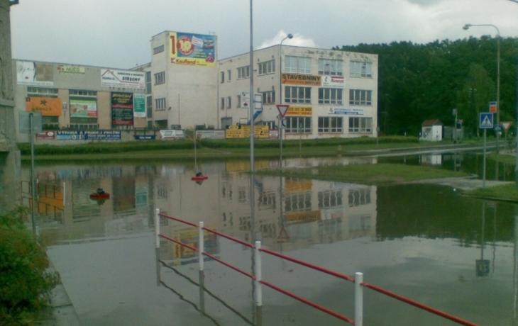 Brod získal dotaci na škody po povodni