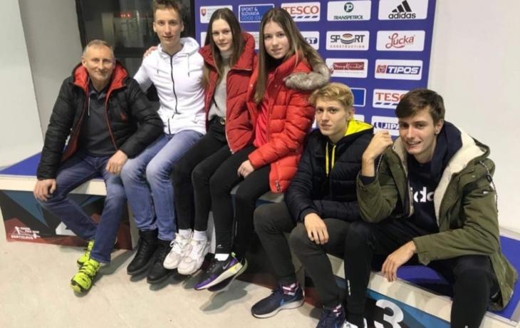 Atleti řádili na Hané i u Dunaje