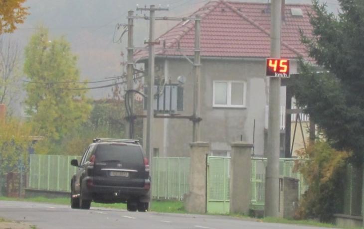 Řidiče překvapí radary na dvou nových místech