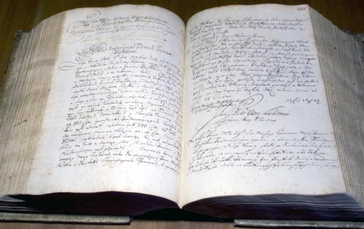 Třetí svátek archivů otevře kroniky