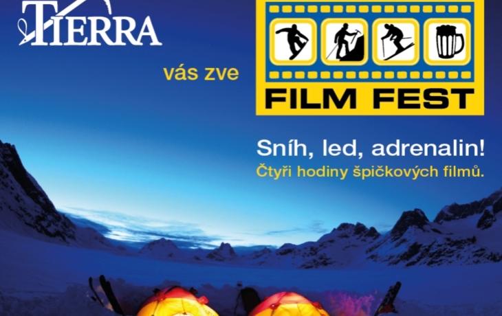 Adrenalinový Snow film fest