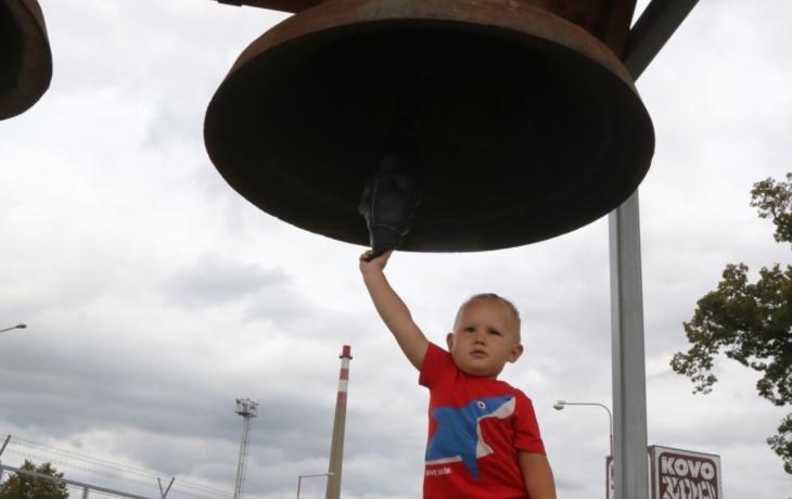 Kovozoo už neděsí, zvony se utišily