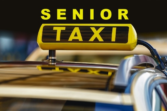 Pozor, končí registrace do Senior Taxi!