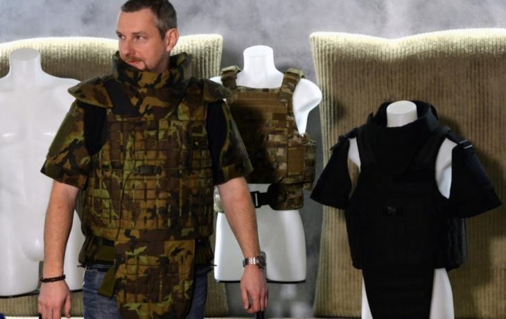 Vesty z Brodu vojáky neochrání