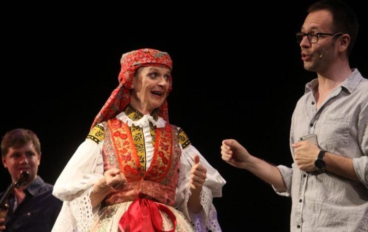 Telegraficky ze Slováckého divadla
