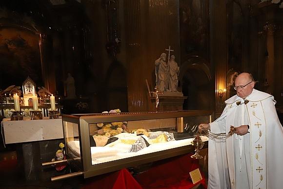 Relikvie sv. Vincenta putovala po Slovácku