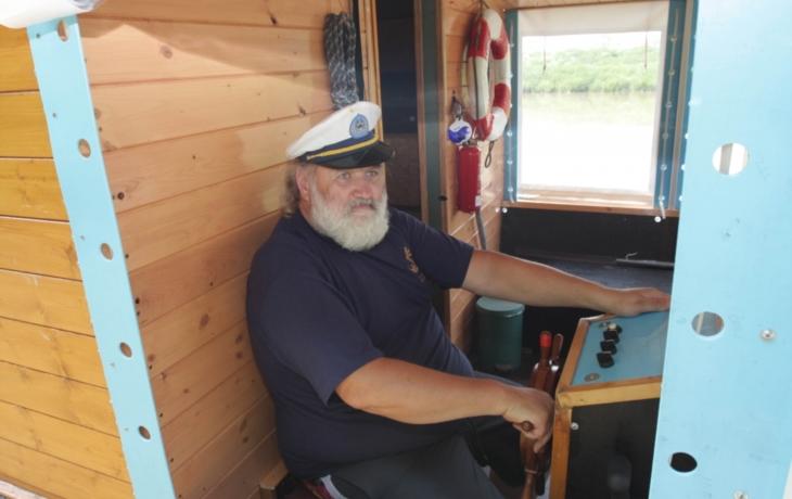 Baťák ozdobí nová loď - Loripus