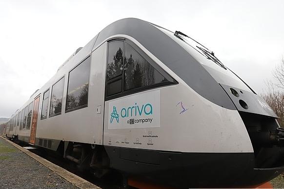 Dopravní revoluce: Cestující jezdí s Arrivou často zadarmo!