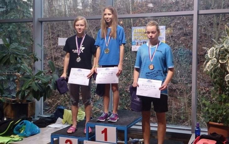 Michalčíková přivezla z republiky dvě medaile