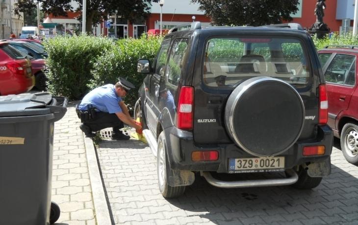 Řidiči neplatí, vrací se botičky