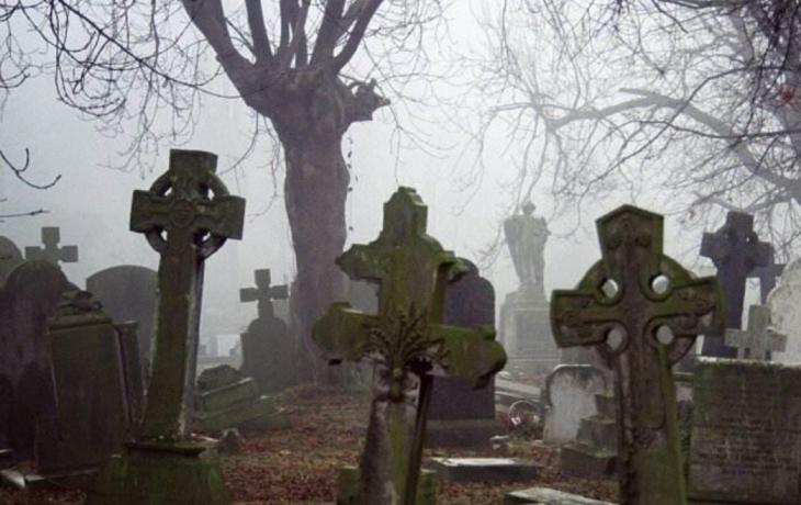 Na hřbitov už bez úrazů