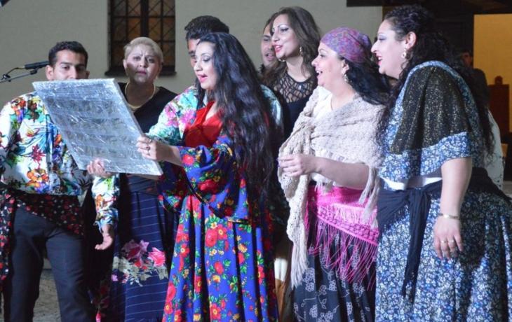 Brodské muzeum hostilo romský muzikál