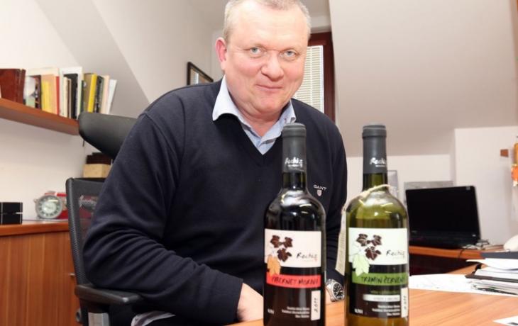 Svatý Roch inspiroval i vinařství