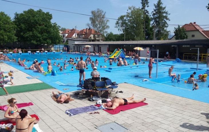 Koupelky asi půjdou k zemi. Aquapark chce dva nové bazény