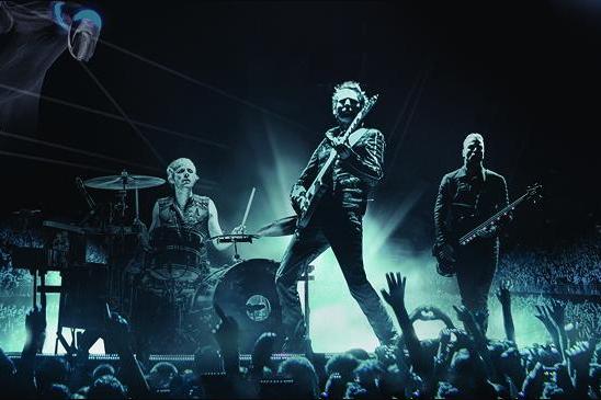 Muse ve světové premiéře Drones World Tour