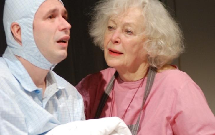 Oskar a růžová paní pomohli stovkám nemocným pacientů