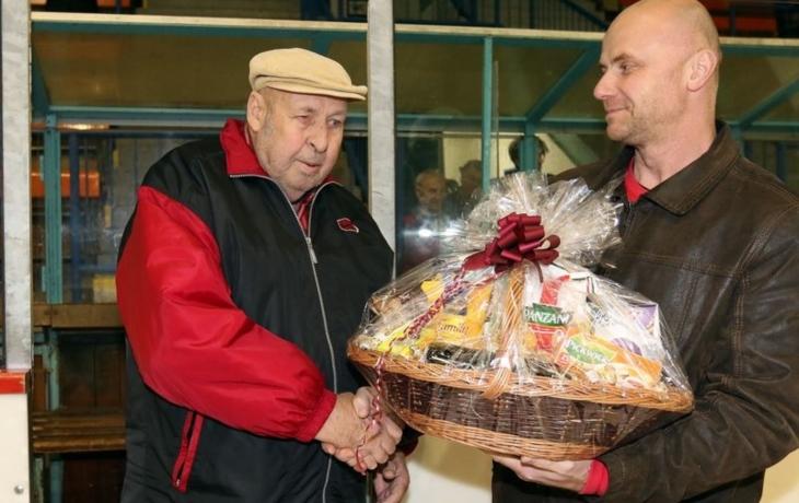 Alois Lochman slavil 80, výhry se nedočkal