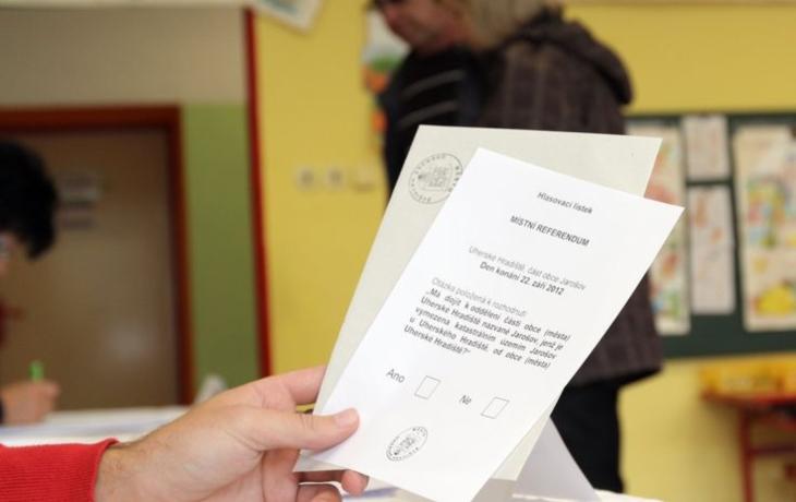 Referendum v Podolí: ANO nebo NE určí 172 voličů