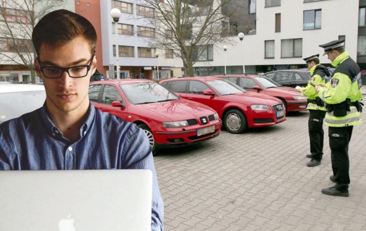 Se zneužíváním parkovacího systému za korunu je konec. Hradiště změnilo parkovací aplikaci!