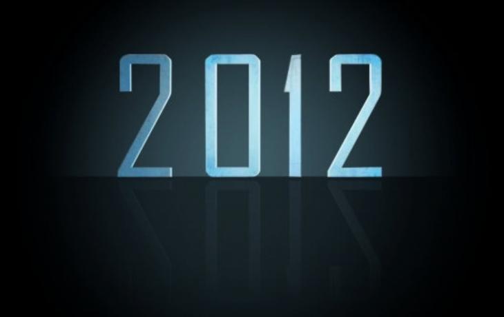 2012. Rok plný změn