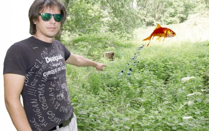 Zarostlý rybník Antoníček je prý řeka! Stát chce důkaz, že je to jinak