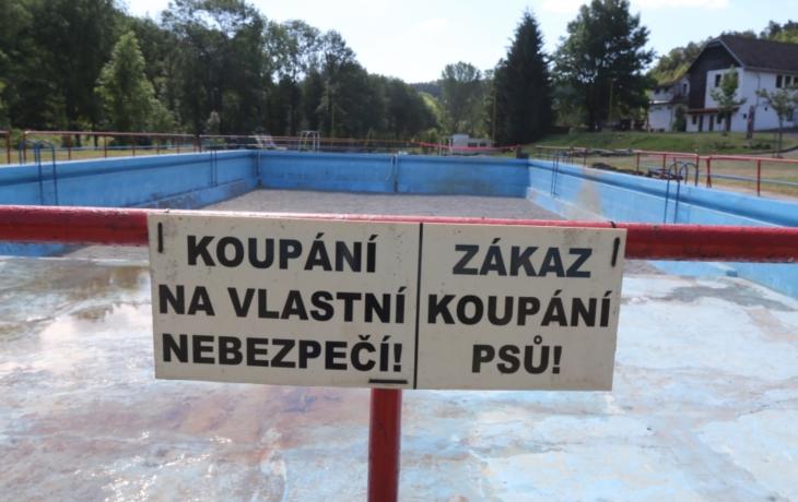 Bazén na Smraďavce se zbaví nebezpečné hloubky