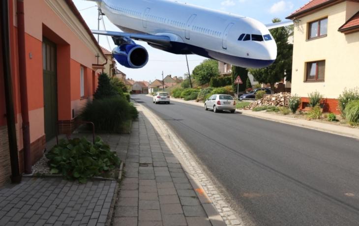 Silnice hlučí jak letadla, lidé nespí