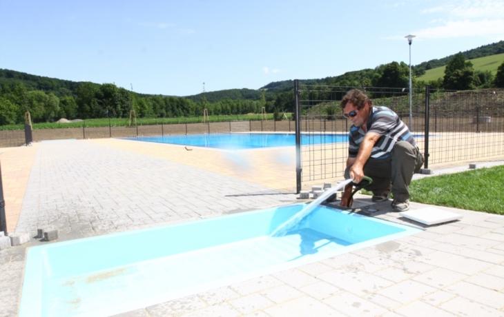 Pitínský areál Niva doplní dva bazény