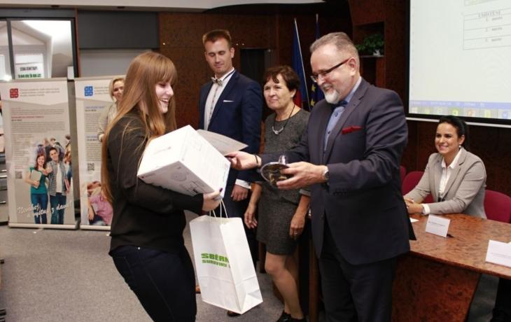 Obchodní akademie hostila celostátní soutěž