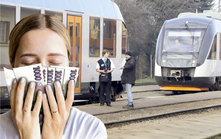 Velká vlaková revoluce: Kraji letí peníze oknem, lidé cestují zadarmo