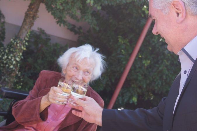 """""""Myslel jsem, že jdeme gratulovat spíš osmdesátnici"""""""