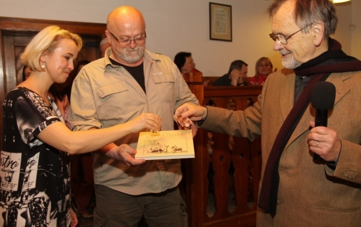 Kniha Valaši a Valašsko se dočkala dalšího vydání