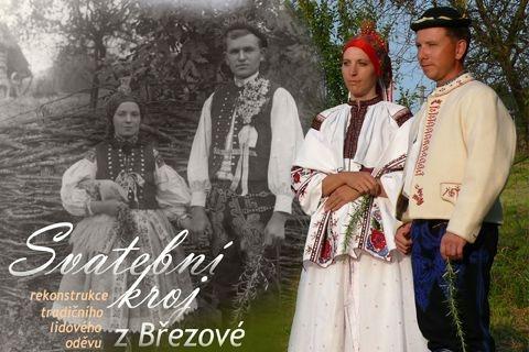 Svatební kroj z Březové