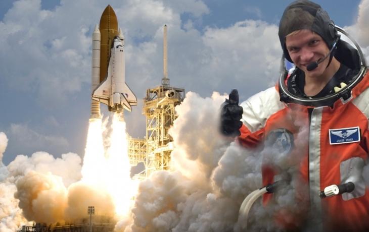 VÍME PRVNÍ: Kosmonaut z Hradiště! Gymnazista už má zkoušku na Floridě za sebou
