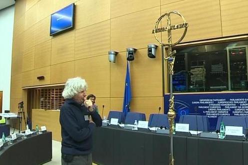 Olivův kříž je ve Štrasburku