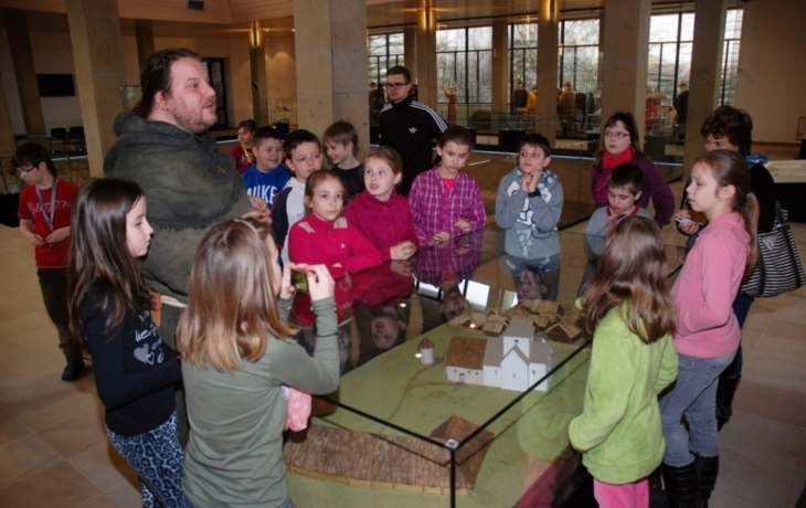 Prázdninové aktivity v muzeu