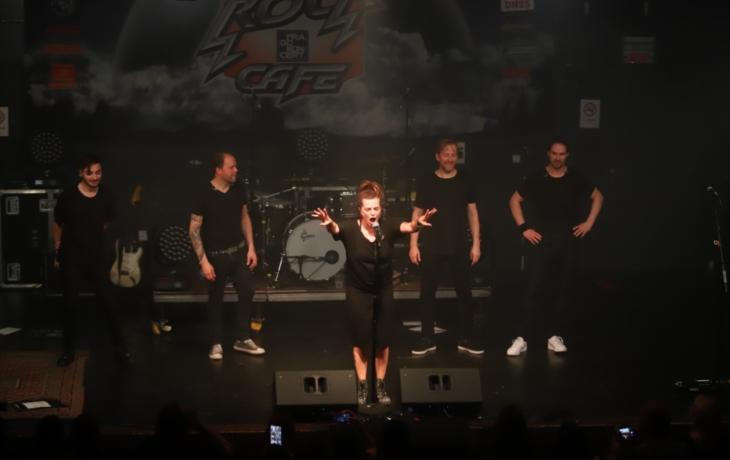 Marta Jandová odvařila publikum