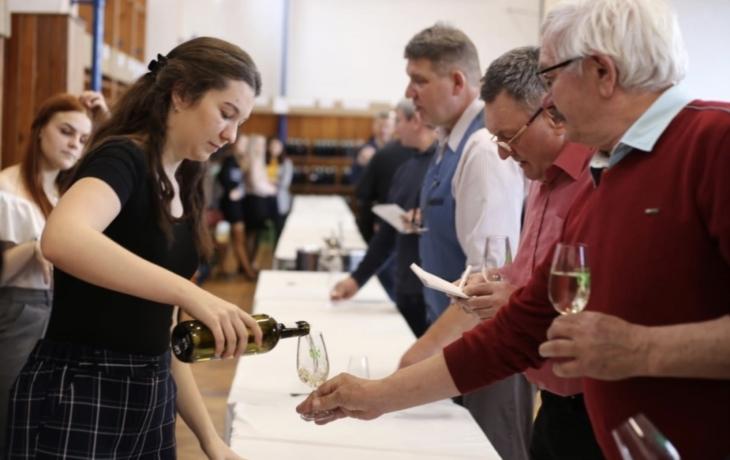 Vinaři dodali na tradiční košt v Traplicích přes 400 vzorků