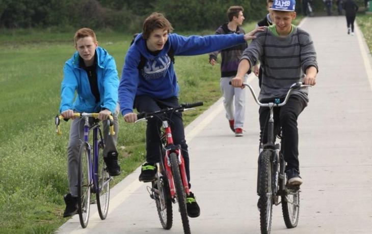 Kunovský les se opět uzavře cyklistům