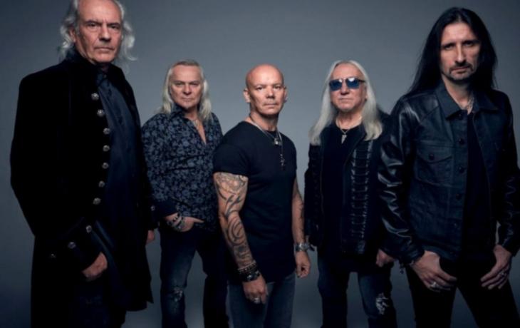 BLESKOVKA - Soutěž o volňásky na Uriah Heep!