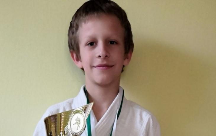 Zlatý Lebloch, předvedl nejlepší judo