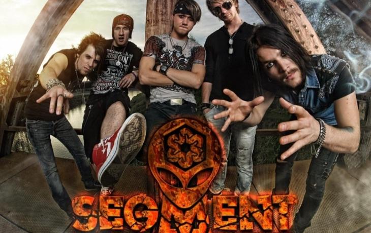 Rocková hvězda kapely Segment stoupá vzhůru!