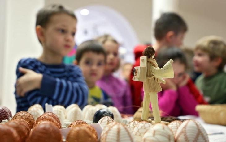 Velikonoční šrumec ve Slováckém muzeu