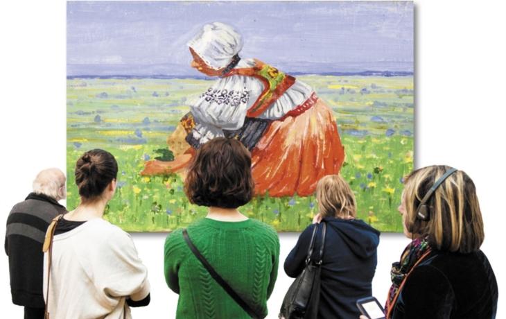 Senzace! Slovácký galerista má šanci vystavit Uprku v Paříži