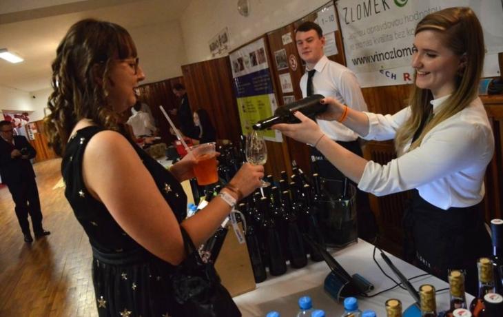 Vinaři představili sadu mladých vín