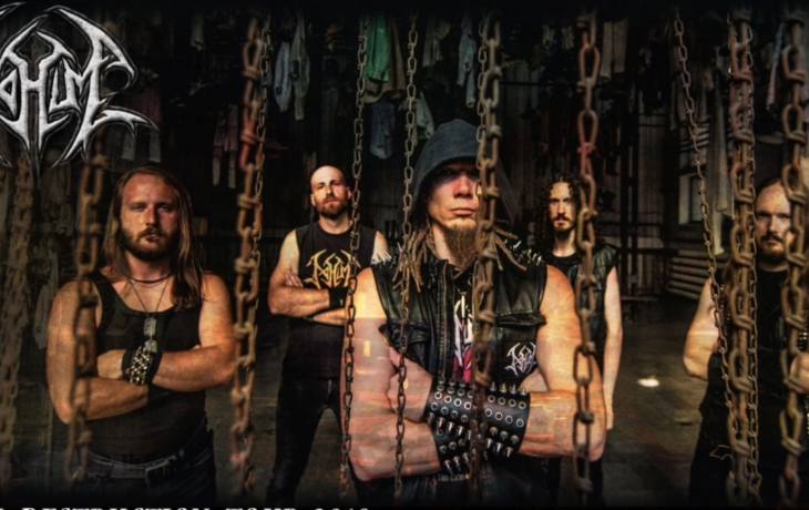 Nahum rozduní deathmetalový fest